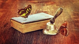 bell and book